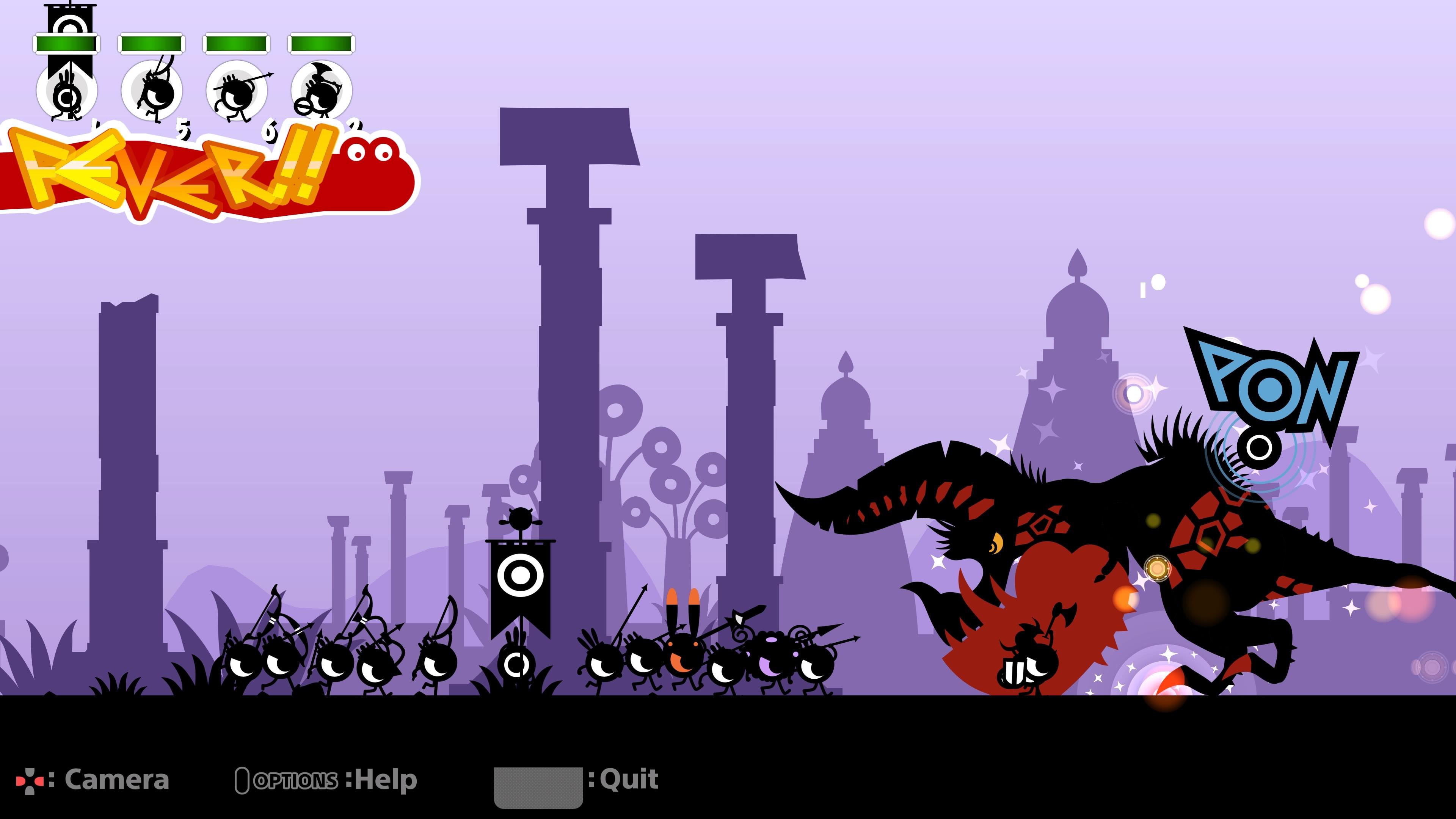 Скриншот №3 к Patapon Remastered