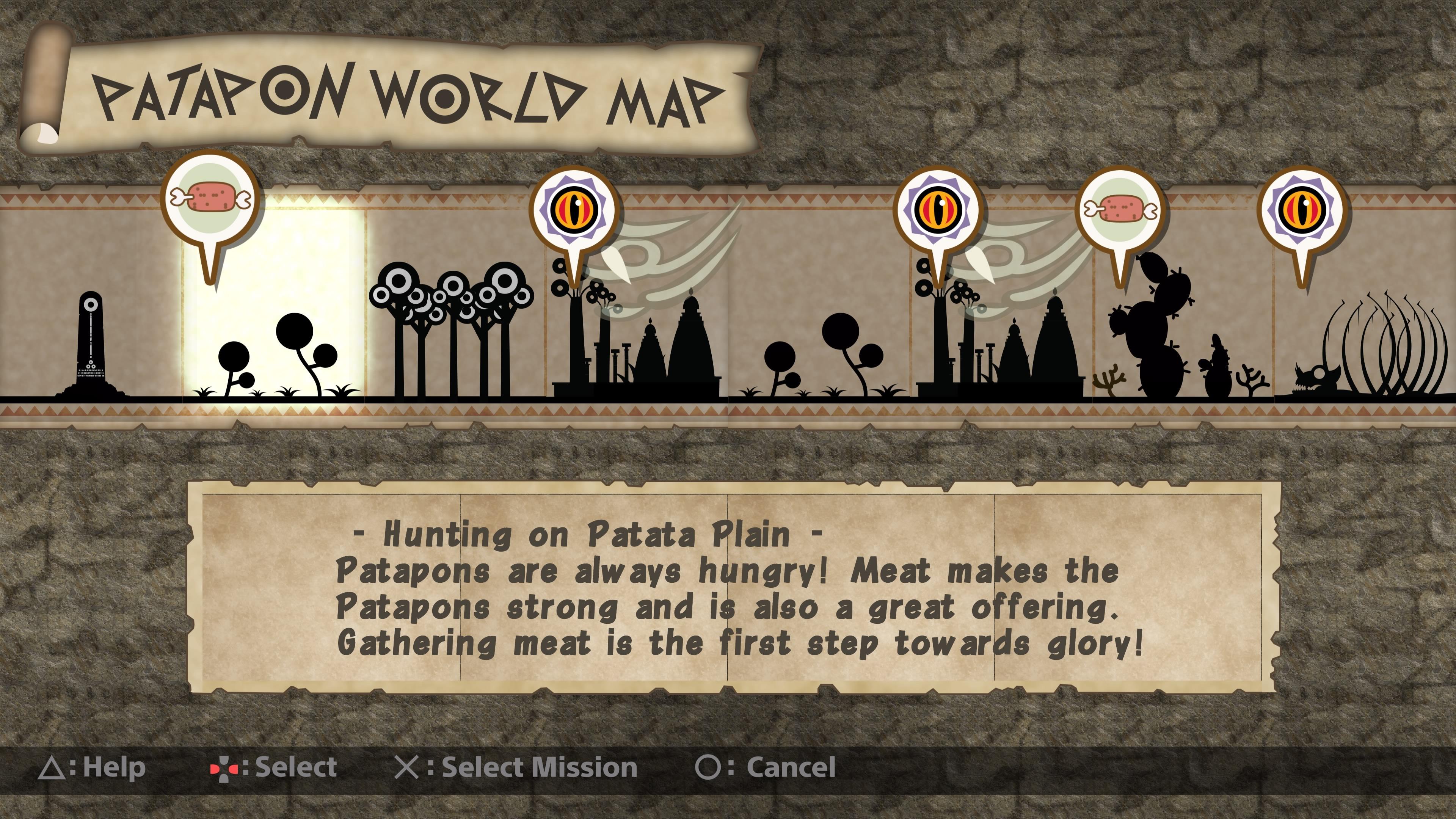Скриншот №6 к Patapon Remastered
