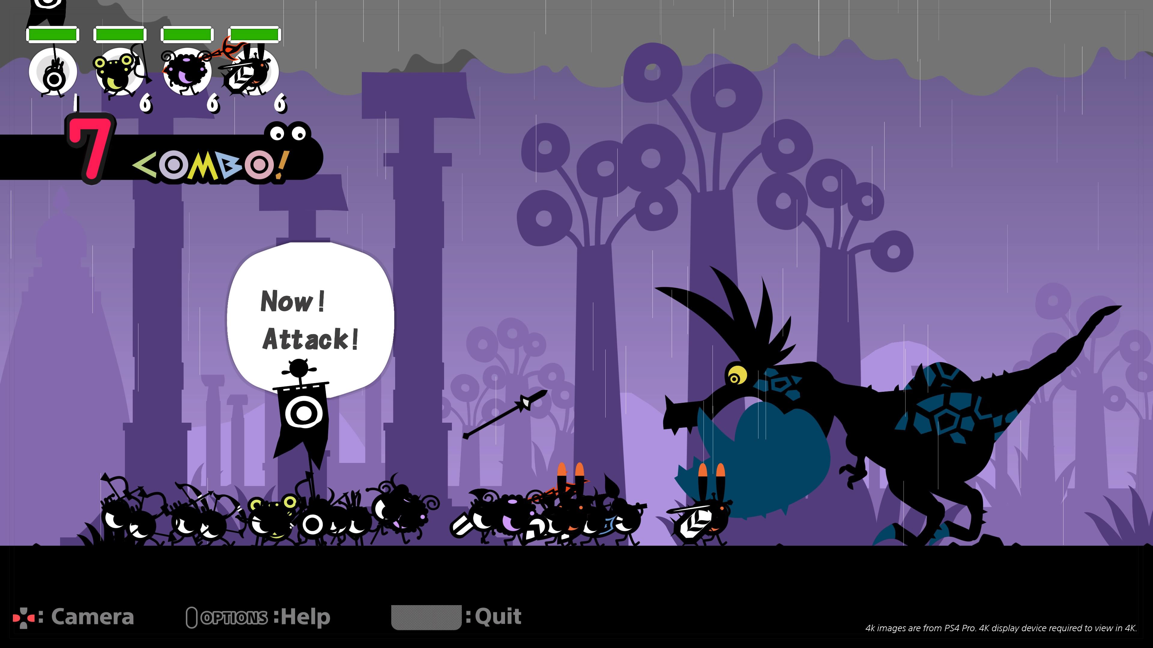 Скриншот №7 к Patapon Remastered