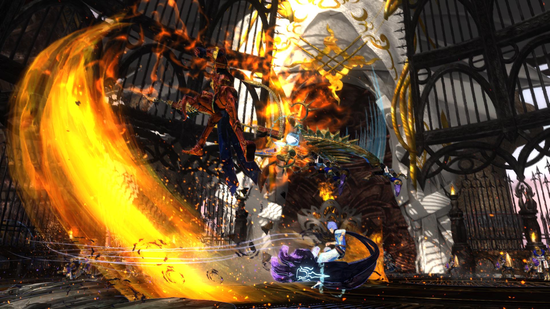 Скриншот №8 к Malicious Fallen