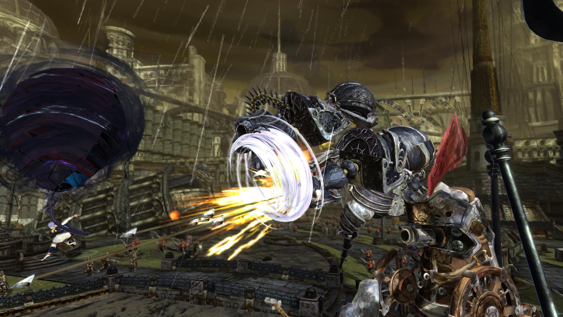 Скриншот №4 к Malicious Fallen