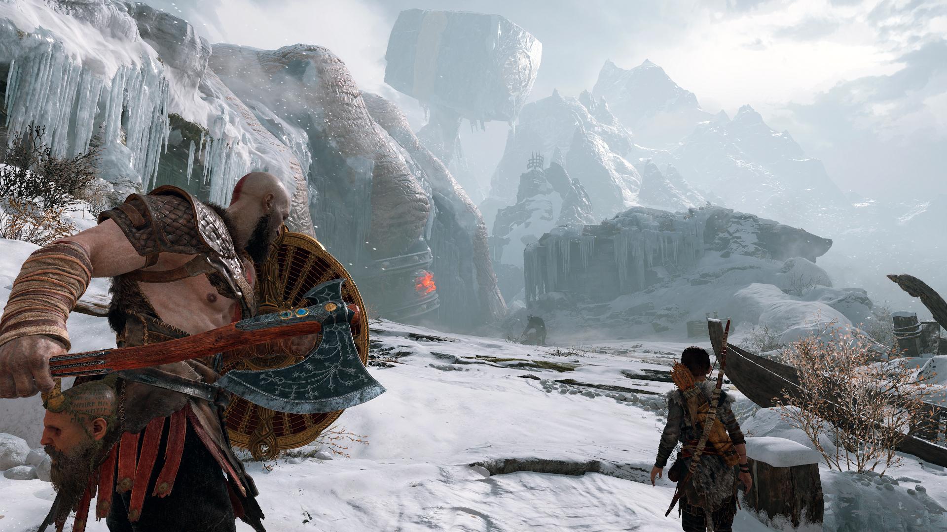 Цифровое расширенное издание God of War скриншот 2
