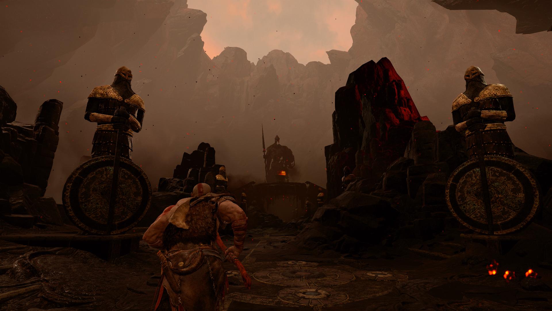 Цифровое расширенное издание God of War скриншот 4