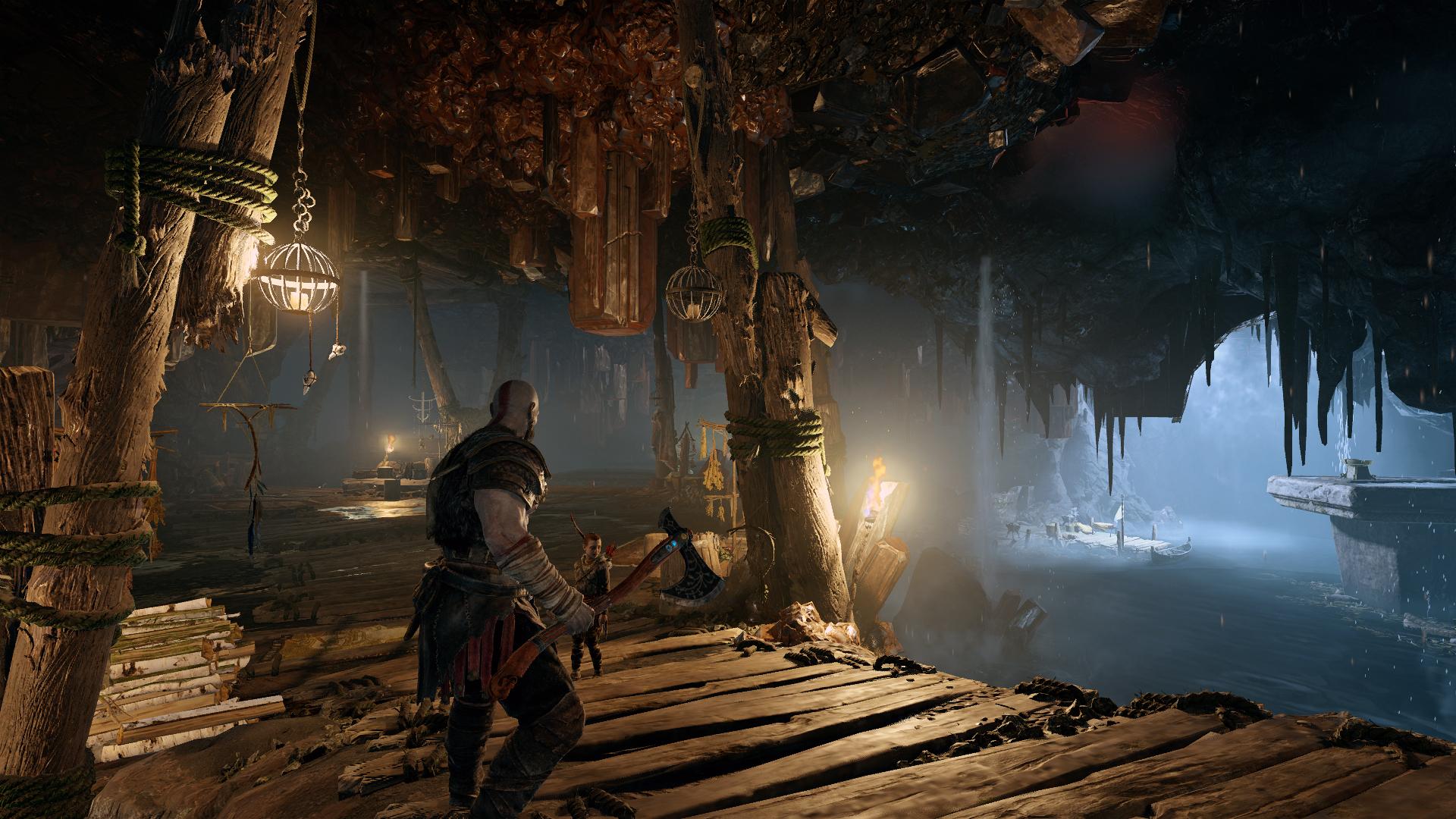 Цифровое расширенное издание God of War скриншот 6