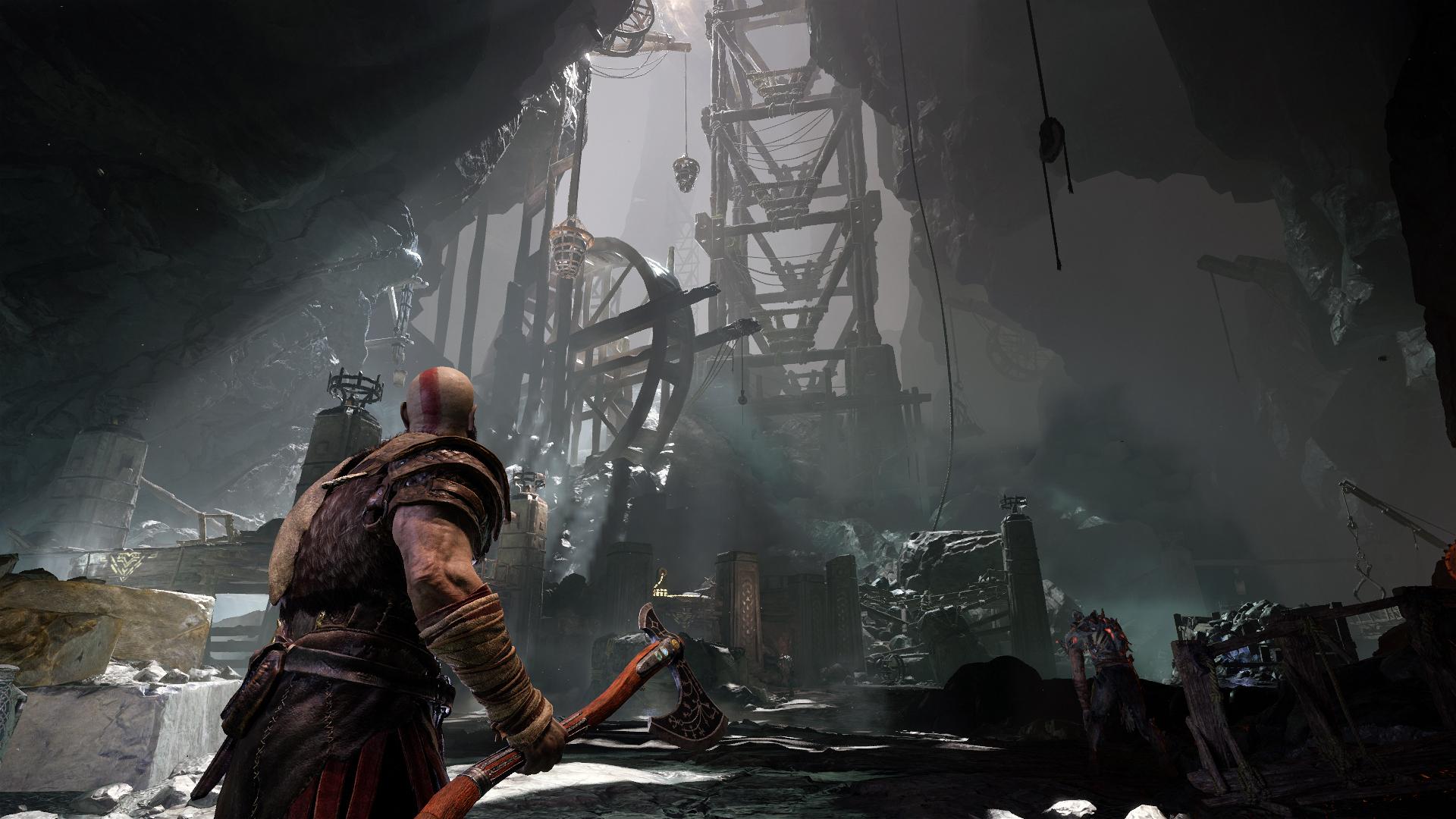 Цифровое расширенное издание God of War скриншот 8