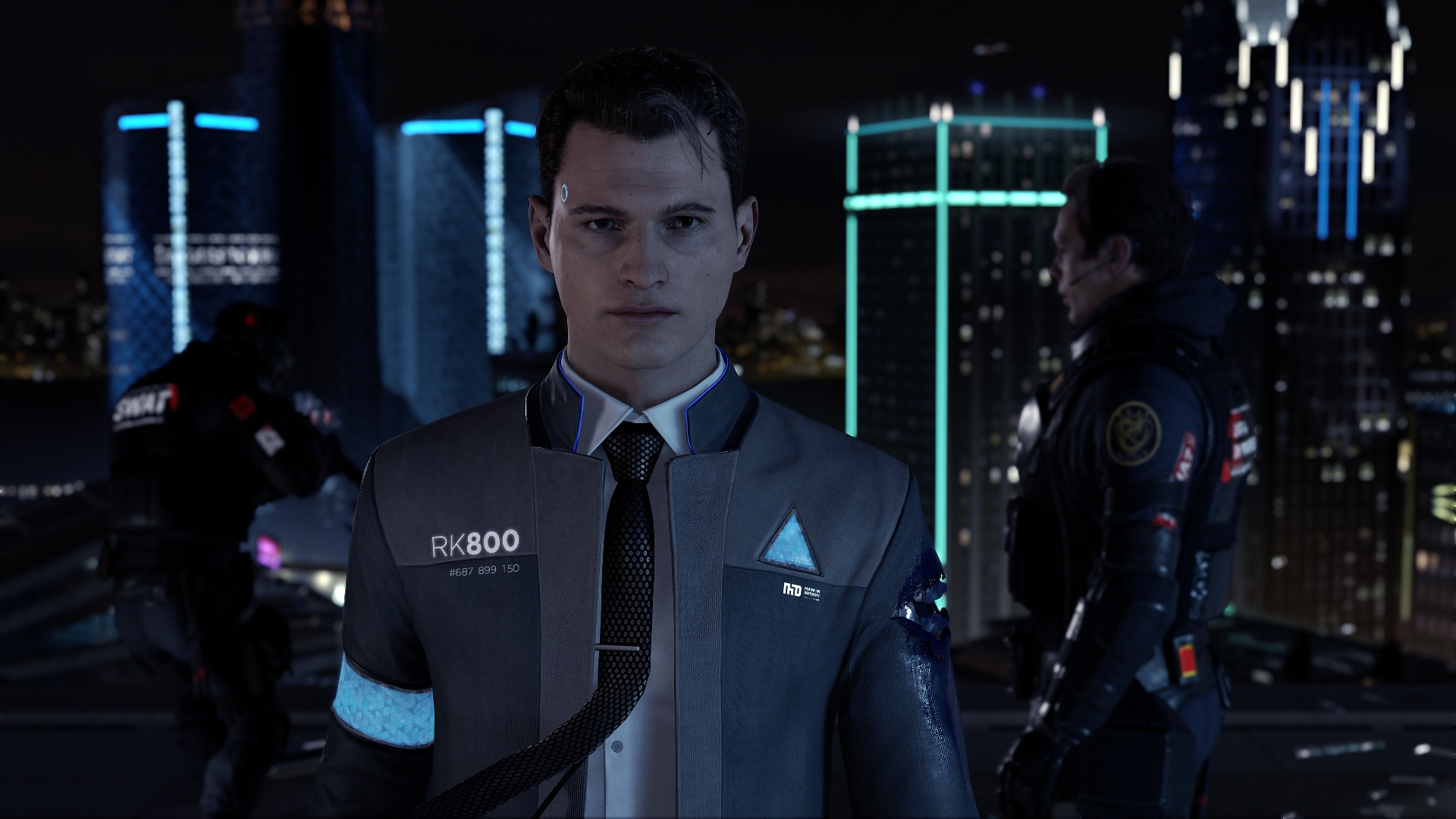 Прокат Detroit: Become Human на PS4
