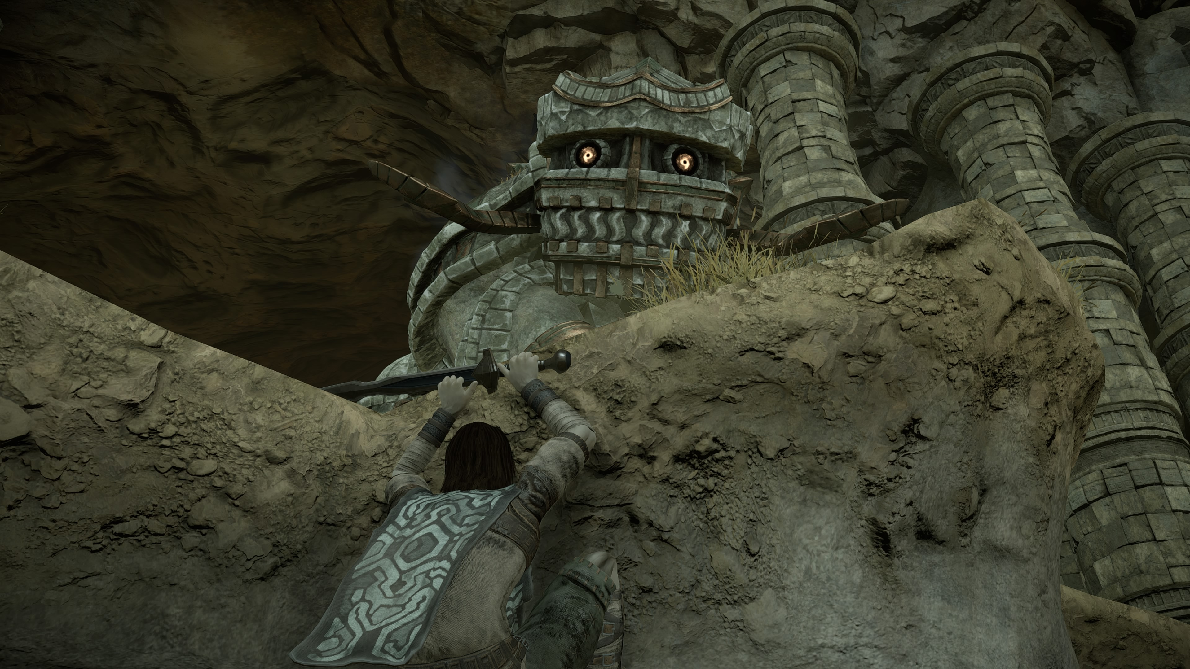 Shadow Of The Colossus On Ps4 Official Playstation
