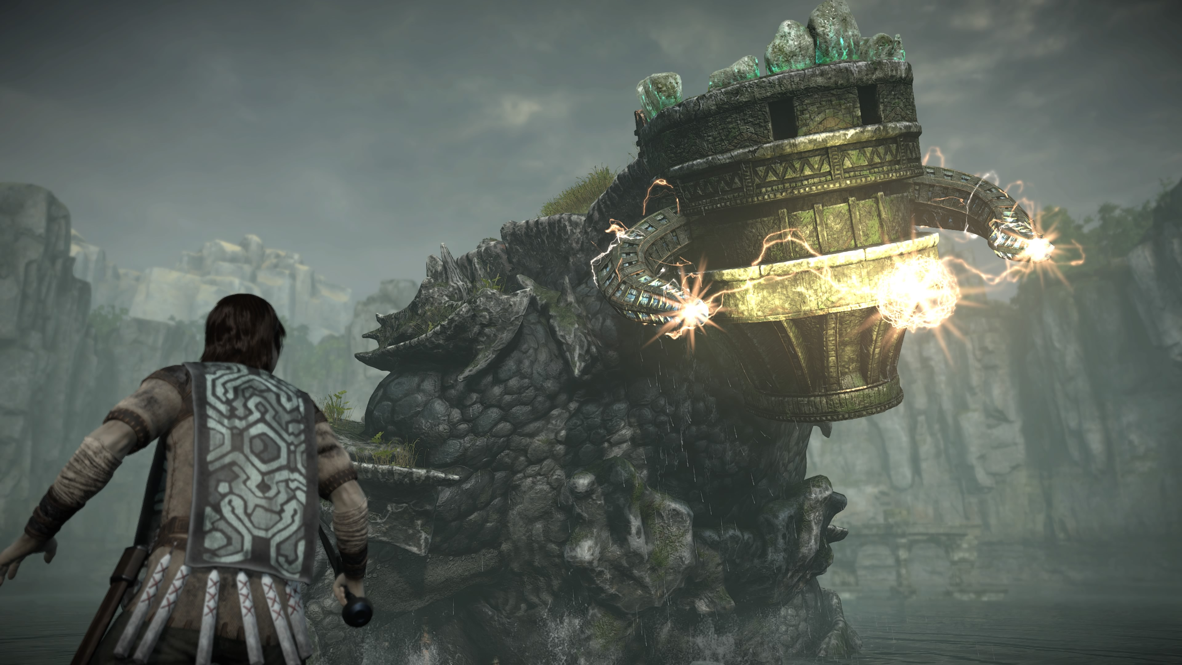 Shadow of the Colossus™ on PS4 | Official PlayStation