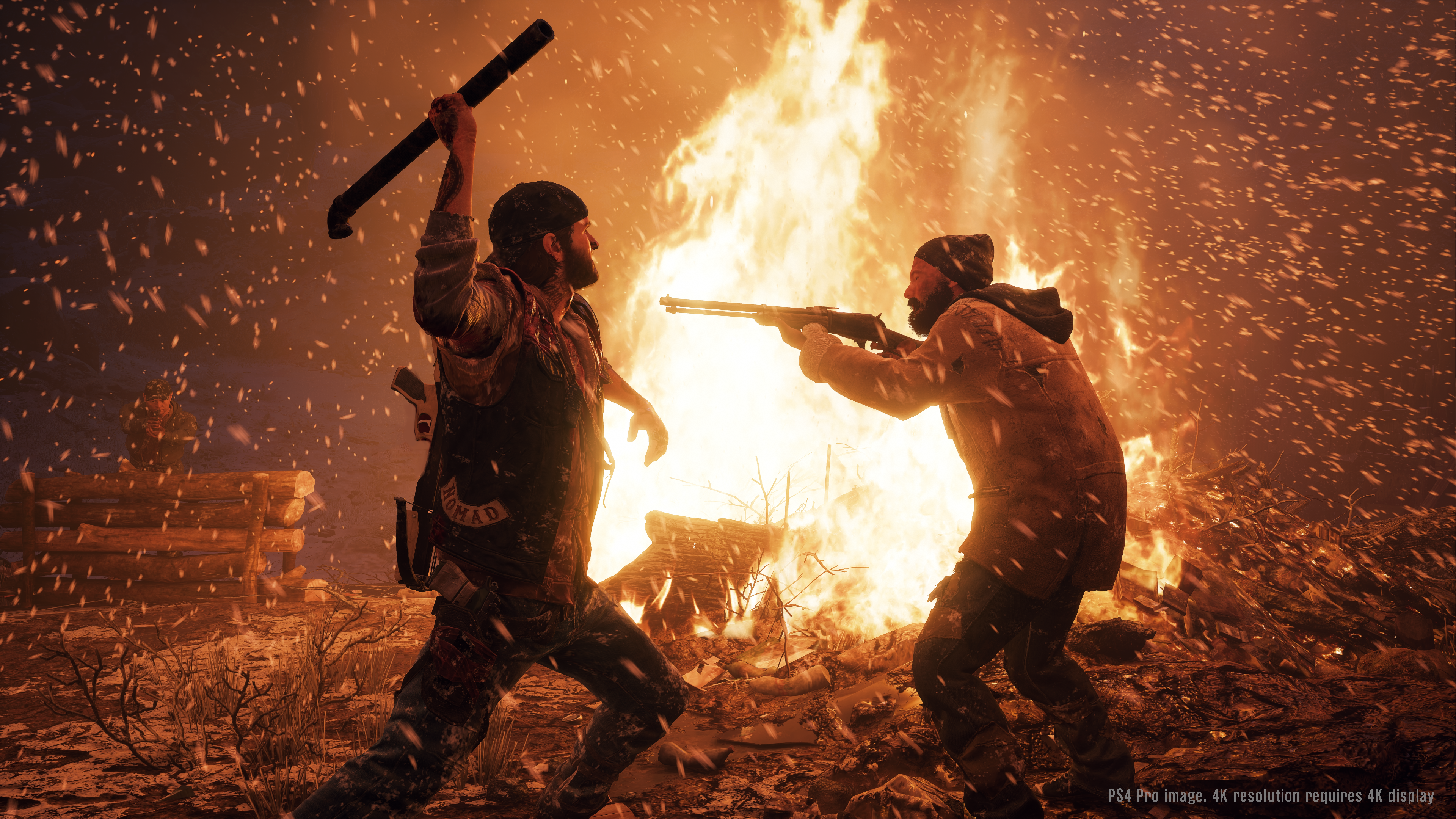 Аренда Days Gone, Жизнь после  на PlayStation 4