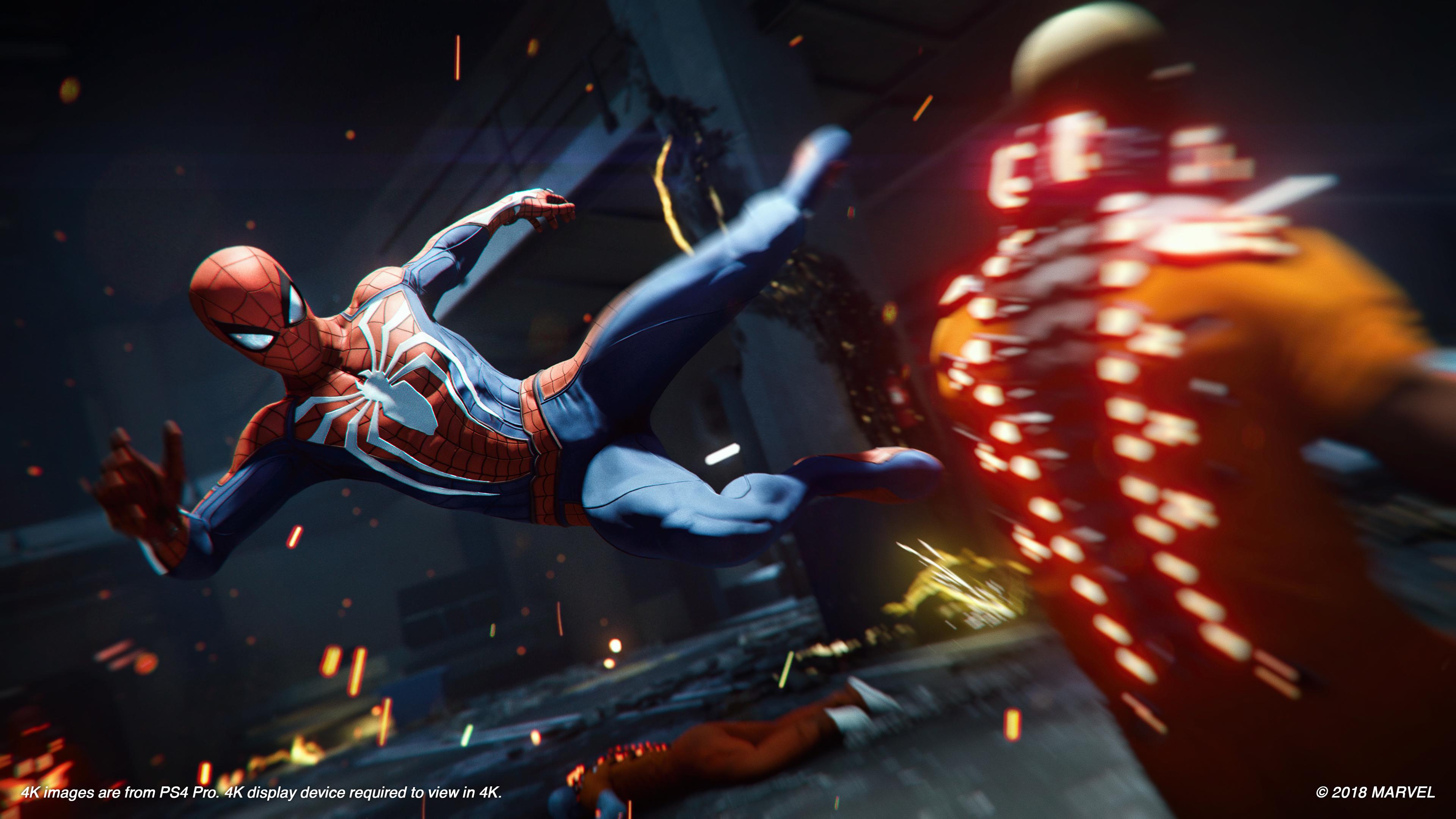 Скриншот №6 к Marvels Человек-паук