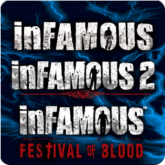 inFAMOUS™ Collection (Total Size 25.6GB) (TUR)