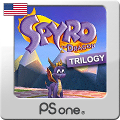 Трилогия Spyro The Dragon