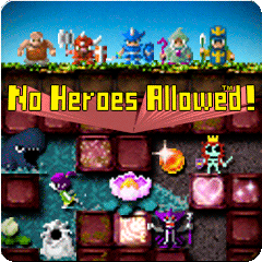No Heroes Allowed!™ [PSP]