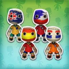 Набор «LittleBigPlanet™: футбольные болельщики 2»