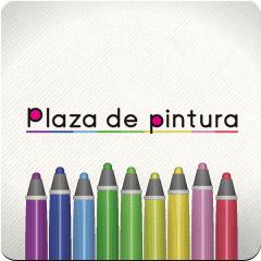 Plaza de pintura
