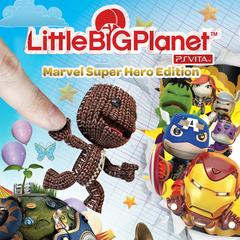 LittleBigPlanet™ PlayStation®Vita Marvel Super Hero Edition
