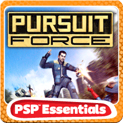Pursuit Force™ [PSP]