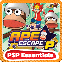 Ape Escape™ [PSP]