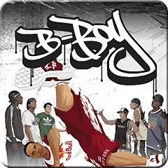 B-Boy™ [PSP]