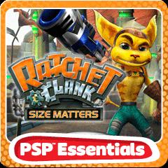 Ratchet & Clank: Size Matters [PSP]