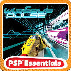 WipEout® Pulse [PSP]