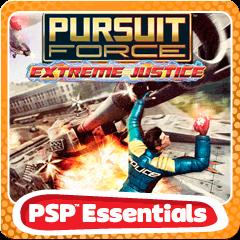 Pursuit Force™: Extreme Justice (ESN)
