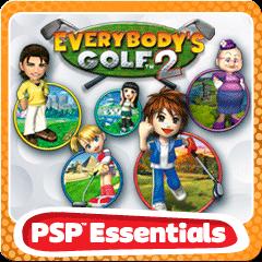 Everybody's Golf™ 2 [PSP]