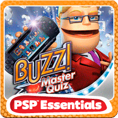 Buzz!™: Master Quiz [PSP]