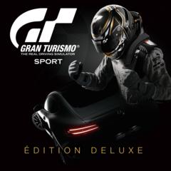Gran Turismo Sport Edition numérique Deluxe