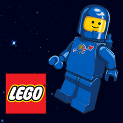 Lego: Classic Spaceman Dynamic Theme for PS3 — buy cheaper in