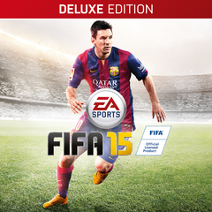 FIFA 15 DELUXE EDITION