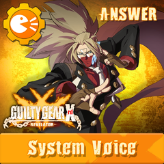 "System Voice ""ANSWER"""