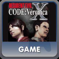 RESIDENT EVIL CODE: Veronica X full game