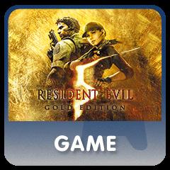 Resident Evil® 5 GOLD EDITION full game