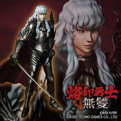 """Special Costume Griffith """"The Ebony Hawk"""""""