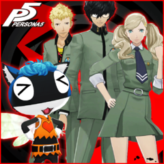 Persona Costume & BGM Special Set