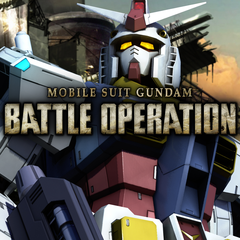 MOBILE SUIT GUNDAM BATTLE OPERATION full game