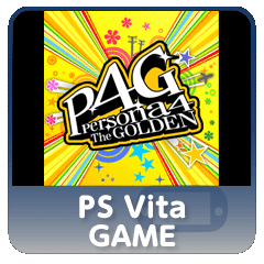 Persona 4 The GOLDEN PlayStation®Vita the Best