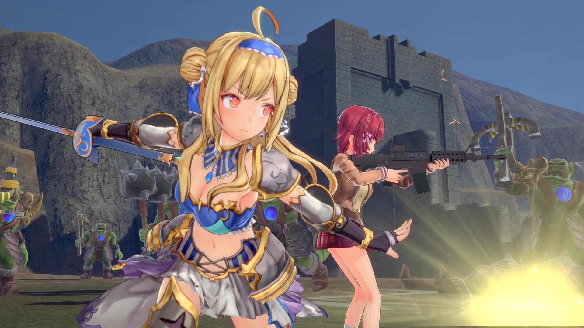 子弹少女3:幻想曲.Bullet Girls Phantasia