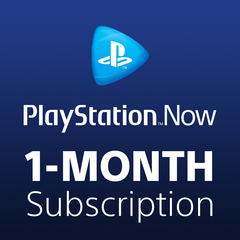 PLAYSTATION™NOW: 1-MONTH SUBSCRIPTION LIMITED TIME OFFER