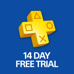PlayStation®Plus: 14 Day Trial