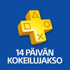 PlayStation®Plus: 14 päivän kokeilujakso