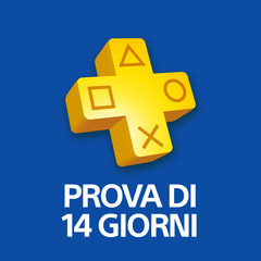 PlayStation®Plus: prova di 14 giorni