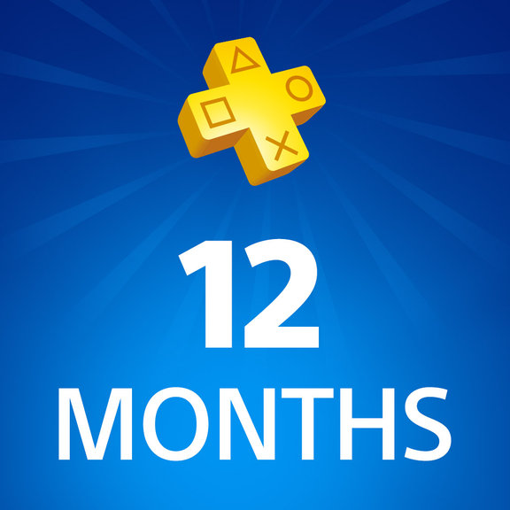PlayStation Plus: 1 Year Subscription - 20% Off