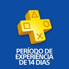PlayStation®Plus: período de experiência de 14 dias