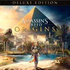 Assassin's Creed® Origins - デラックスエディション