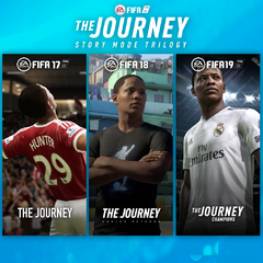 FIFA The Journeyトリロジー