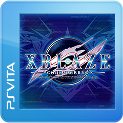 XBLAZE CODE:EMBRYO (PS Vita)