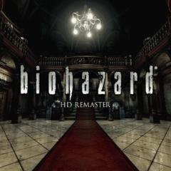 biohazard HD REMASTER PlayStation®3 the Best