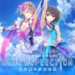 BLUE REFLECTION THE GIRL'S SWORD IN THE PHANTOM (Initial Version)
